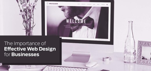 web design for businesses